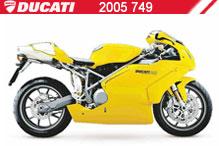 2005 Ducati 749 zubehör
