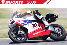 2009 Ducati zubehör