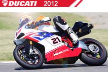 2012 Ducati zubehör