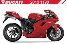 2010 Ducati 1198 zubehör