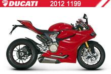 2012 Ducati 1199 zubehör
