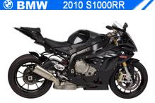 2010 BMW S1000RR zubehör
