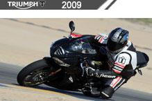 2009 Triumph zubehör