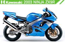2003 kawasaki Ninja ZX-9R zubehör