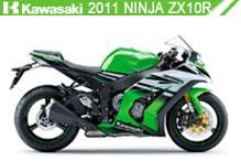2011 Kawasaki Ninja ZX-10R zubehör