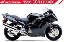 1996 Honda CBR1100XX zubehör