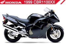 1999 Honda CBR1100XX zubehör