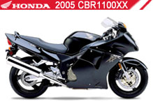 2005 Honda CBR1100XX zubehör
