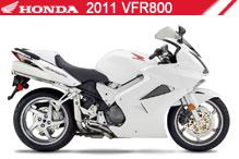 2011 Honda VFR800 zubehör