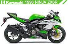 1996 Kawasaki Ninja ZX-6R zubehör
