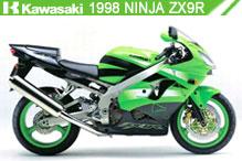 1998 Kawasaki Ninja ZX-9R zubehör