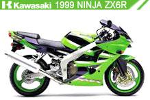 1999 Kawasaki Ninja ZX-6R zubehör
