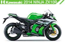 2014 Kawasaki Ninja ZX-10R zubehör