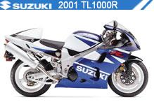 2001 Suzuki TL1000R zubehör