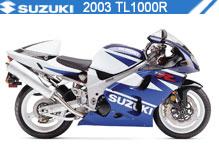 2003 Suzuki TL1000R zubehör