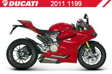 2011 Ducati 1199 zubehör