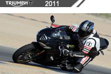 2011 Triumph zubehör
