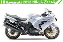 2013 Kawasaki Ninja ZX-14R zubehör