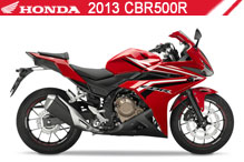 2013 Honda CBR500R zubehör