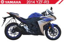 2014 Yamaha YZF-R3 zubehör