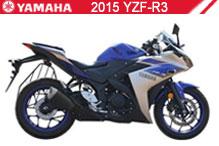 2015 Yamaha YZF-R3 zubehör