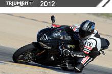 2012 Triumph zubehör
