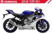 2016 Yamaha YZF-R1 zubehör