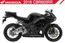 2016 Honda CBR600RR zubehör
