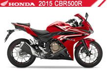 2015 Honda CBR500R zubehör