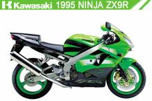 1995 Kawasaki Ninja ZX-9R zubehör
