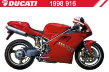 1998 Ducati 916 zubehör