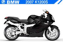 2007 BMW K1200S zubehör