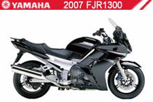 2007 Yamaha FJR1300 zubehör
