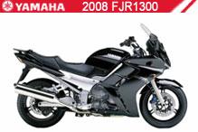 2008 Yamaha FJR1300 zubehör