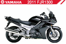 2011Yamaha FJR1300 zubehör