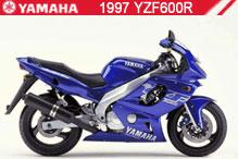 1997 Yamaha YZF600R zubehör