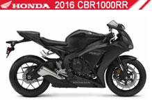2016 Honda CBR1000RR zubehör