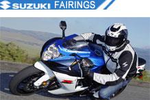 Suzuki Verkleidung
