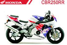 CBR250RR Verkleidungen
