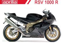 RSV 1000 R Verkleidungen