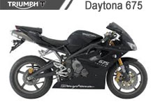 Daytona 675 Verkleidungen