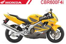 CBR600F4i (PC35) Verkleidungen