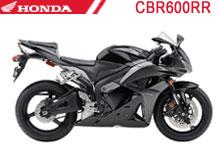 CBR600RR (PC37,PC40) Verkleidungen