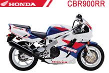 CBR900RR (SC28) Verkleidungen