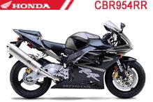 CBR954RR (SC50) Verkleidungen