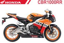 CBR1000RR (SC57, SC59) Verkleidungen