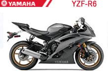 YZF R6 Verkleidungen