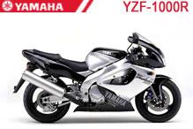 YZF1000R Verkleidungen