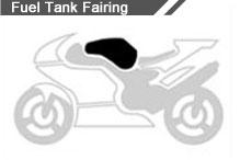 Kraftstofftanks Verkleidung