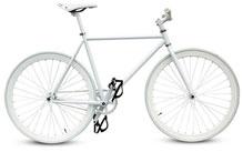 Fixed Gear Fahrrad